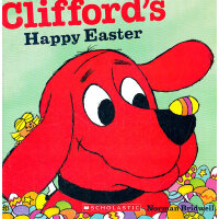 Clifford's Happy Easter 大红狗的复活节 9780545215879