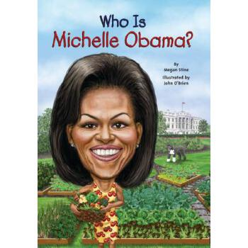 【预订】Who Is Michelle Obama? 预订商品,需要1-3个月发货,非质量问题不接受退换货。