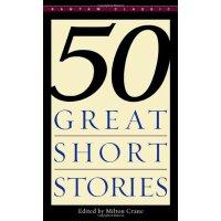 英文原版 美国短篇小说精粹50篇 50 Great Short Stories
