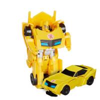 变形金刚 领袖的挑战动画同款 大黄蜂 钢锁 儿童玩具礼物