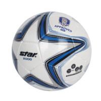 正品特价STAR世达专业比赛5号标准手缝足球SB225