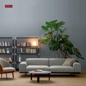 【年终狂欢 限时直降 质保三年】北欧舒适系亲肤沙发W1820 组合沙发转角沙发牛皮沙发羽绒沙发乳胶沙发