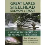 【预订】Great Lakes Steelhead, Salmon & Trout: Essential Techni