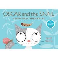 预售 Oscar and the Snail: A Book about Things That We Use 科学小猫
