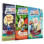 【中商原版】学乐桥梁书大树系列第一级 英文原版 Scholastic Branches Haggis tank unl
