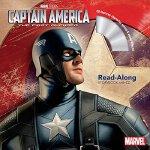 美国队长 英文原版书 CD Captain America: The First Avenger Read-Along