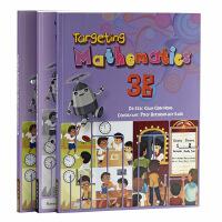 【中商原版】【新加坡数学教材】Targeting Mathematics 3B 全套共3册