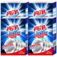 亮净洗衣机槽清洁剂250gx4