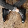 男鞋男士真皮马丁靴男潮流复古时尚男靴