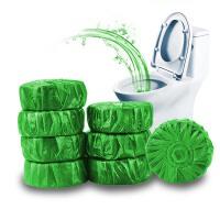 20只绿泡泡洁厕宝蓝泡泡洁厕灵厕所除臭味球洁厕块马桶固体清洁剂