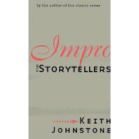 【预订】Impro for Storytellers