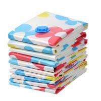亿丰 12丝压缩袋9件套装棉被衣物收纳袋 4大4中附送电动泵