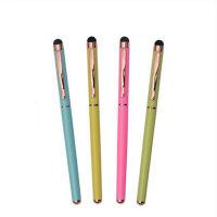 晨光(M&G)W2001金属中性笔0.5mm PDA电容头笔帽触控触摸手写笔 单个装 颜色