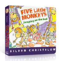 Five Little Monkeys Jumping on the Bed 五只小猴子床上蹦蹦跳 Eileen Ch