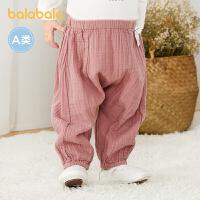 【4.19��香� 4件4折:36】巴拉巴拉女童打底�春秋外穿薄款��貉�子�����L�PP���|�棉