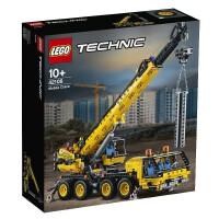 LEGO乐高积木 机械组Technic系列 42108 移动式起重机 玩具礼物