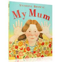 【中商原版】My Mum 我妈妈 亲子绘本 Anthony Browne 安东尼布朗