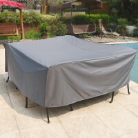 定制户外家具防尘罩 定做桌椅防水保护套防雨防晒沙发罩设备罩