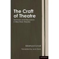 【预订】The Craft of Theatre: Seminars and Discussions in Brecht