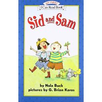 Sid and Sam (My First I Can Read) 希德与山姆【英文原版】