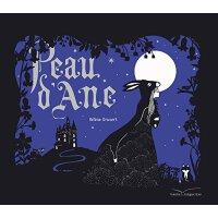 【现货】法语原版 驴皮公主 Peau d'?ne 9782012202757 原版儿童绘本 童话故事40P 大开本 3岁