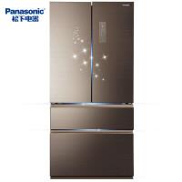 松下(Panasonic)法式多门冰箱NR-W620TX-XF 618L风冷APP远程控制