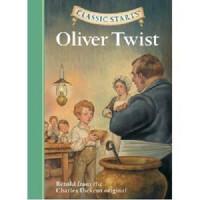 【中商原版】雾都孤儿 英文原版Classic Starts : Oliver Twist 查尔斯狄斯
