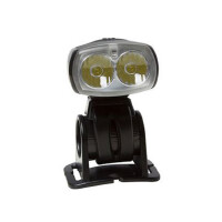 自行车灯USB青蛙灯LED前灯多用L 骑行装备