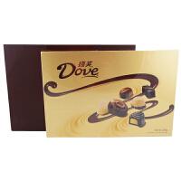 德芙(Dove) 多种口味巧克力 精心之选 280g 礼盒装 办公室休闲零食