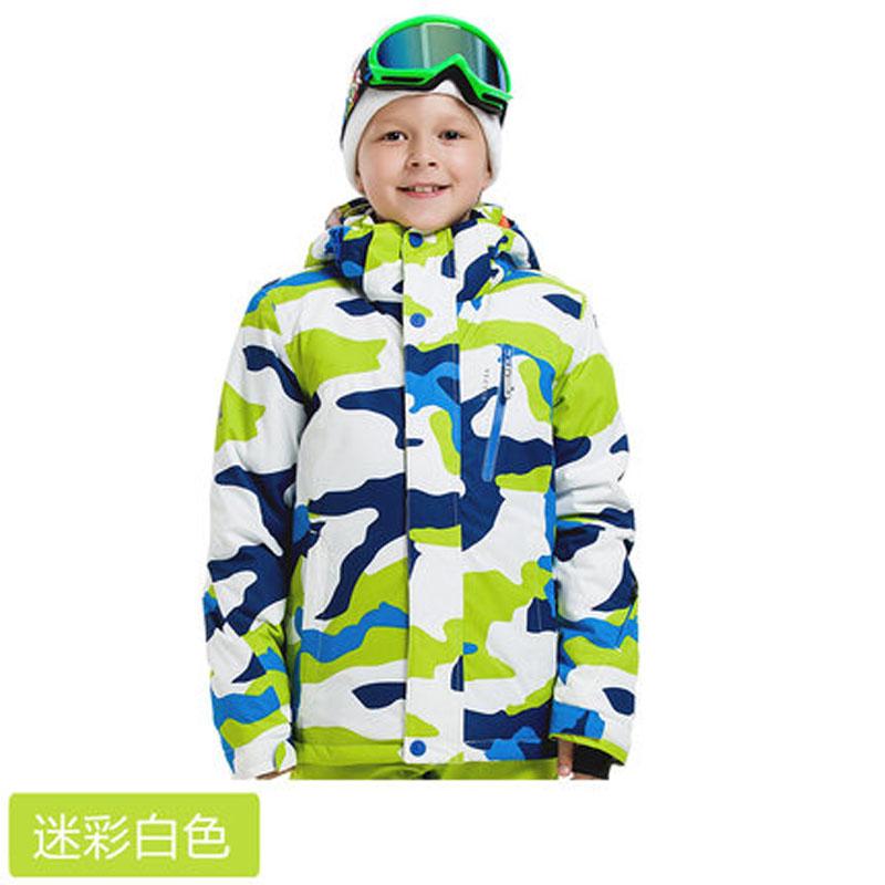 户外男女冬季保暖单双板滑雪衣儿童滑雪服
