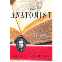 ANATOMIST, THE(ISBN=9780345456892) 英文原版