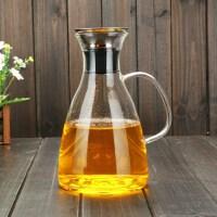 【当当自营】北斗正明冷水壶套装耐热玻璃水扎丹麦SOLO��水壶 大容量��水杯果汁壶