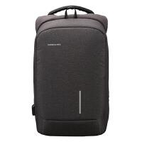 男女士商务双肩电脑包背包旅行包笔记本电脑包立体书包