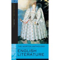 诺顿英国文学选集 英文原版 The Norton Anthology of English Literature 第8