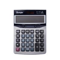 广博计算器12位数办公用品财务会计 计算器太阳能计算机