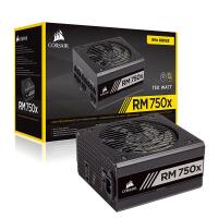 美商海盗船(USCorsair)额定750W RM750x 全模组电脑电源(80PLUS金牌/低噪音 /十年质保/全日