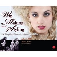 【预订】Wig Making and Styling: A Complete Guide for Theatre &