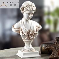 创意家居饰品维纳斯摆件 艺术品摆设欧式人物雕塑 客厅酒柜装饰品