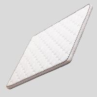 椰棕床垫1.8米可垫子 棕垫1.5m双人席梦思1.2米定做 海绵耶棕床垫(厚7CM)