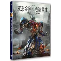 正版电影 变形金刚4电影dvd绝迹重生 变形金刚4 正版dvd9高清碟片
