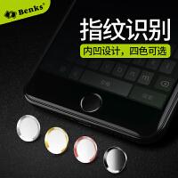 Benks/邦克仕 苹果iPhone 5S指纹识别贴 iPhone 6/6S plus指键贴 iPhone SE指纹识