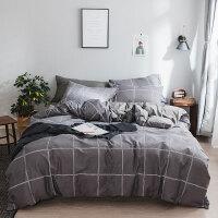 君别小清新四件套简约 公主风少女心三件套床上用品床单被套 2.0m(6.6英尺)床 床单款套件