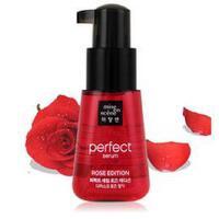韩国爱茉莉 玫瑰橄榄蜂蜜护发精油70ml 免洗玫瑰味发油