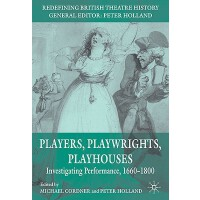 【预订】Players, Playwrights, Playhouses: Investigating Perform