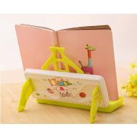 创意韩版铅笔盒阅读架儿童小学生多用途便携读书架书立 大容量文具盒日韩国男女孩卡通学习用品