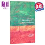 【中商原版】相对论(牛津通识读本) 英文原版 自然科学 Relativity: A Very Short Introd