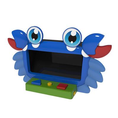 蓝帽子3d魔盒儿童宝宝早教智能玩具