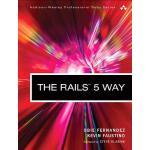 【预订】The Rails 5 Way 9780134657677
