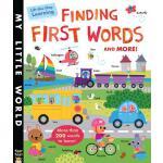【预订】Finding First Words and More!