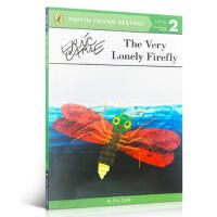 Puffin Young Readers Level 2 The Very Lonely Firefly 非常孤独的萤